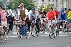 Quand se déroule la fête du vélo à Saumur ?