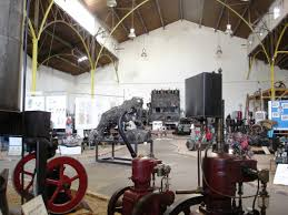 Le musée du Moteur
