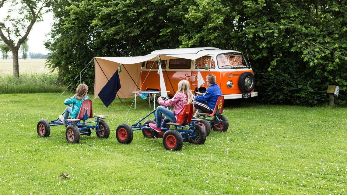 Un camping haut de gamme au sud des Sables-d'Olonne – Vendée